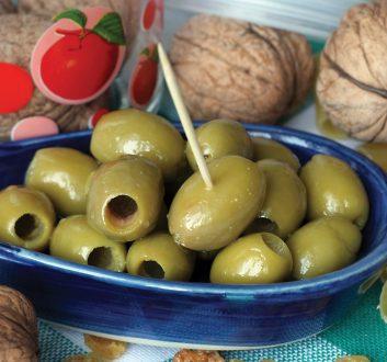 зелени-маслини-regina-без-костилка